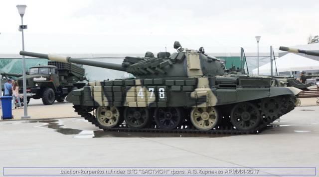 Танк т-64 ттх. видео. фото. скорость. броня
