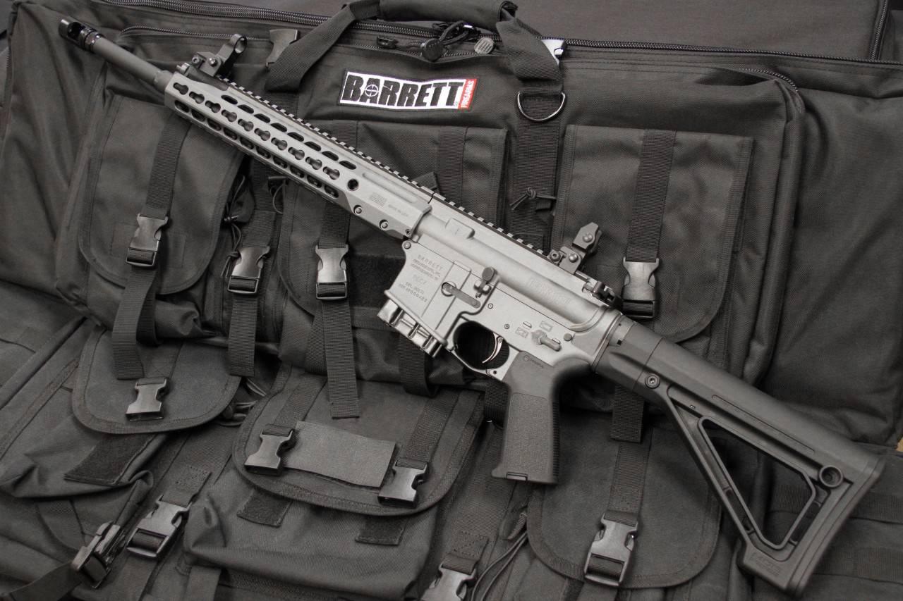 Barrett rec7 - barrett rec7
