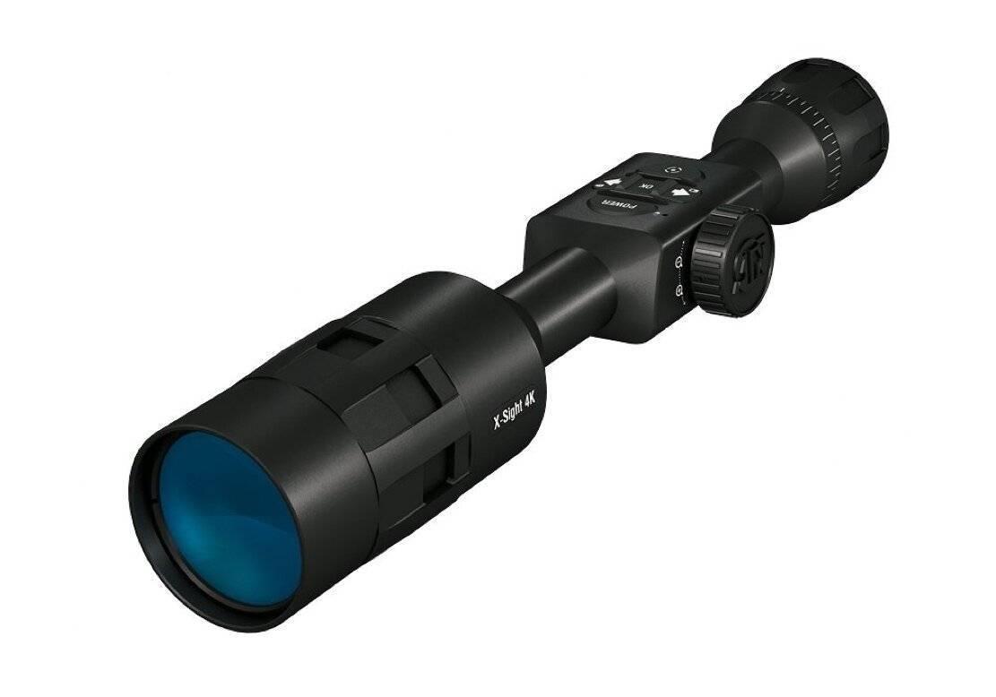 Принцип действия и устройство оптического прицела