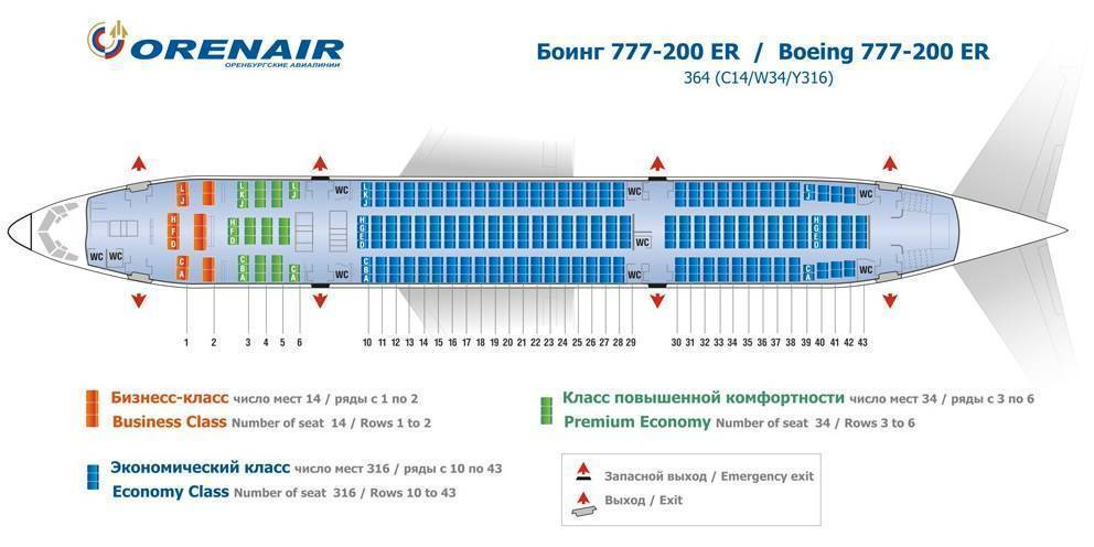 Все о самолетах nordwind airlines: возраст, схема салона, лучшие места