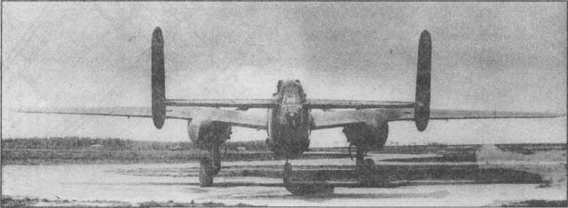 North american b-25 mitchell википедия