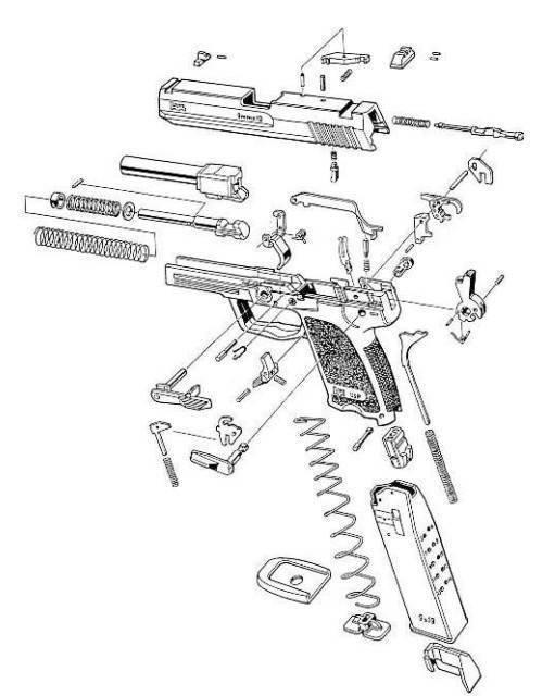 Пистолет USP – триумф новаторов из Германии