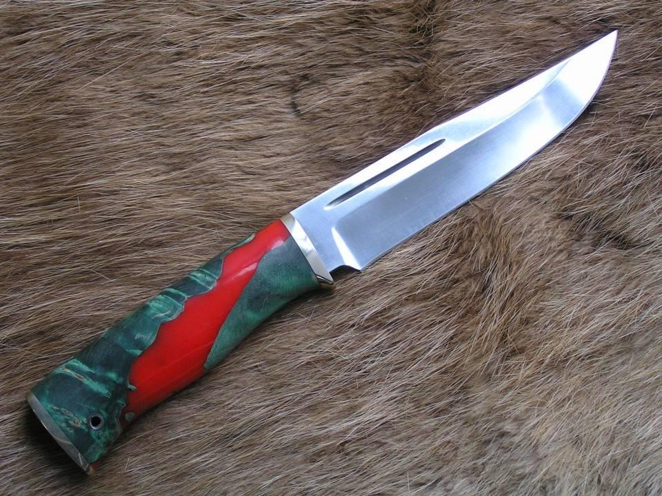 Нож из дамасской стали: основные характеристики