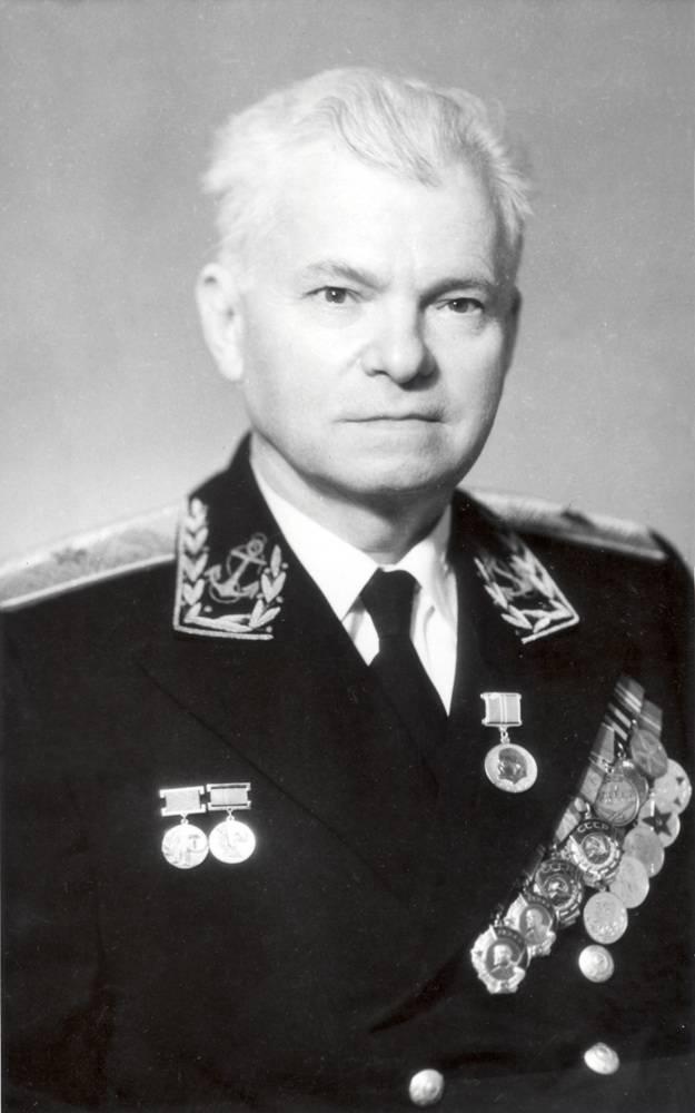 Георгий Михайлович Бериев – патриарх морской авиации