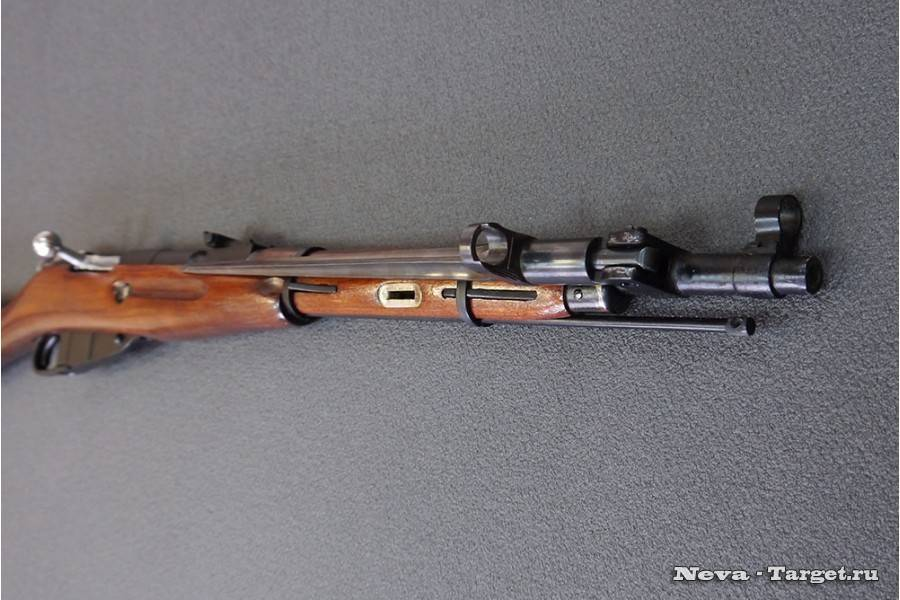 Карабин мосина впо-923 охолощенное оружие — характеристики, фото, ттх