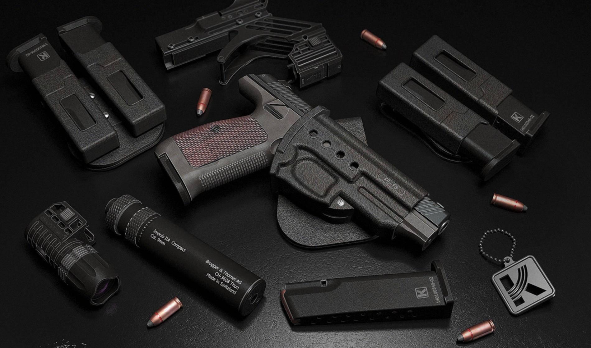 Впечатление от пистолета лебедева-15 [видео] [фото] / news2.ru
