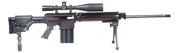 Снайперская винтовка Noreen ULR 338