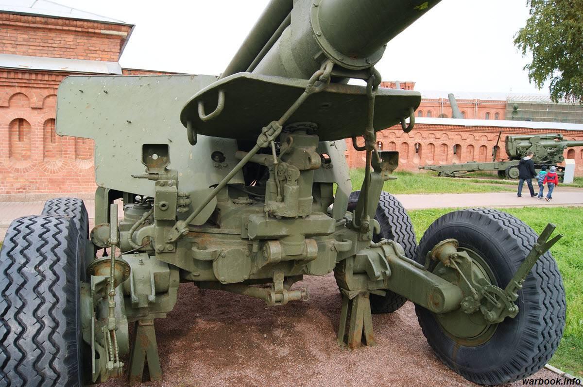 152-мм гаубица 2а65