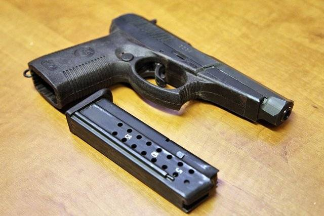 Пистолет тт - tt pistol