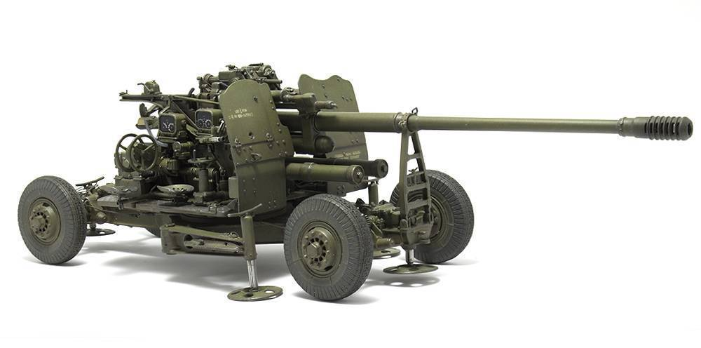100-мм зенитная пушка кс-19 википедия