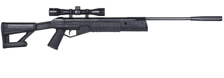 Crosman comrade ak– обзор пневматической винтовки