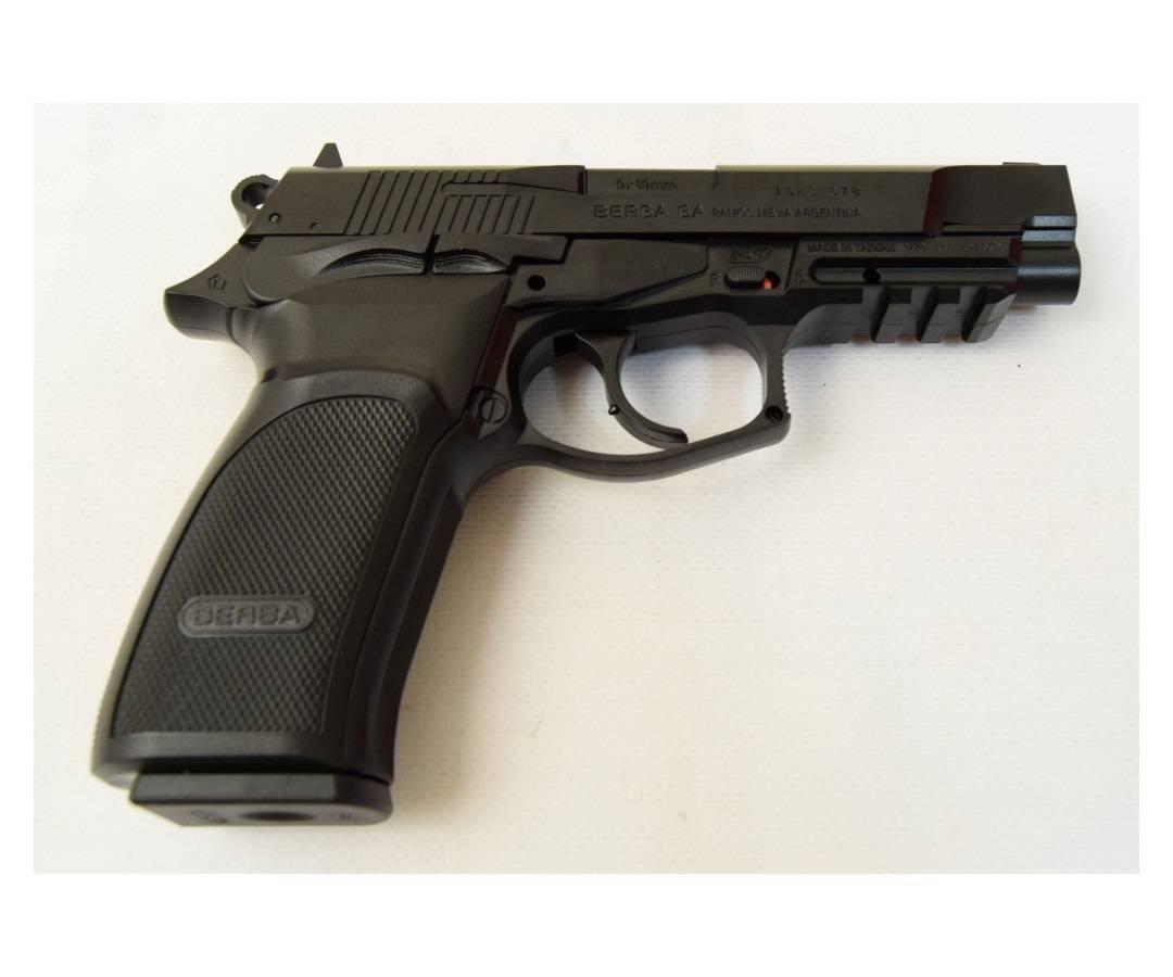 Пистолет bersa thunder 9 pro