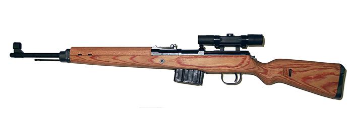 Снайперские винтовки pgw