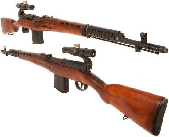 Свт: как стреляла новейшая винтовка токарева в великую отечественную | русская семерка