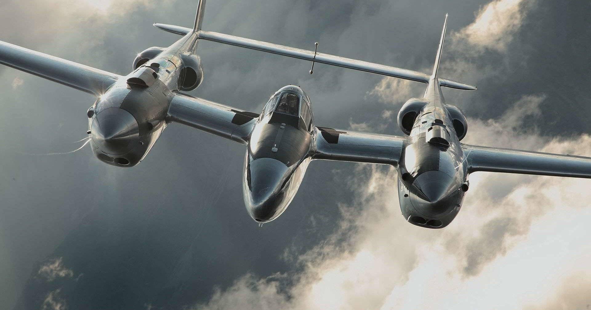 P-38 lightning википедия