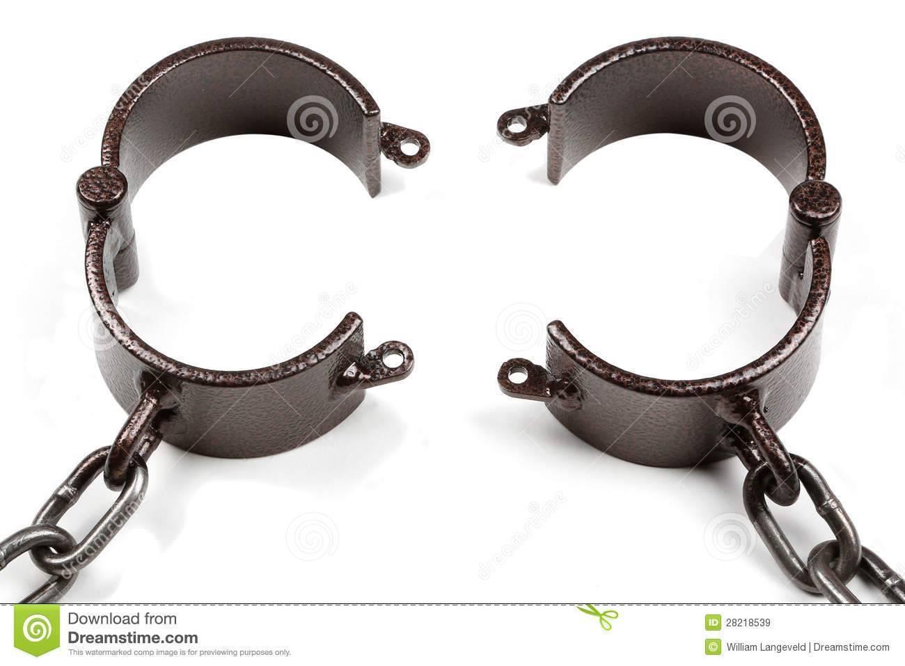 Использование наручников при ведении рукопашного боя