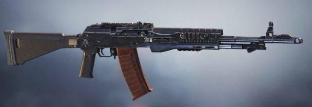 Штурмовая винтовка howa тип 89