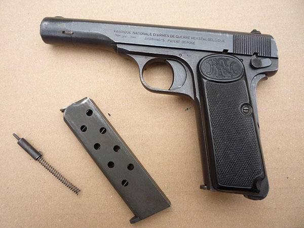 7.65x17 browning | энциклопедия вооружения