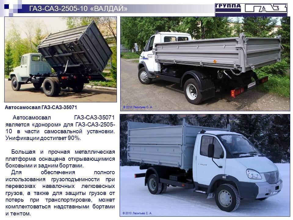 Грузовик газ-33104