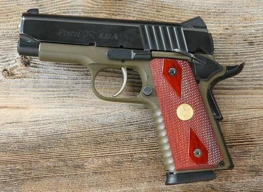 Пистолет para-ordnance lda high capacity