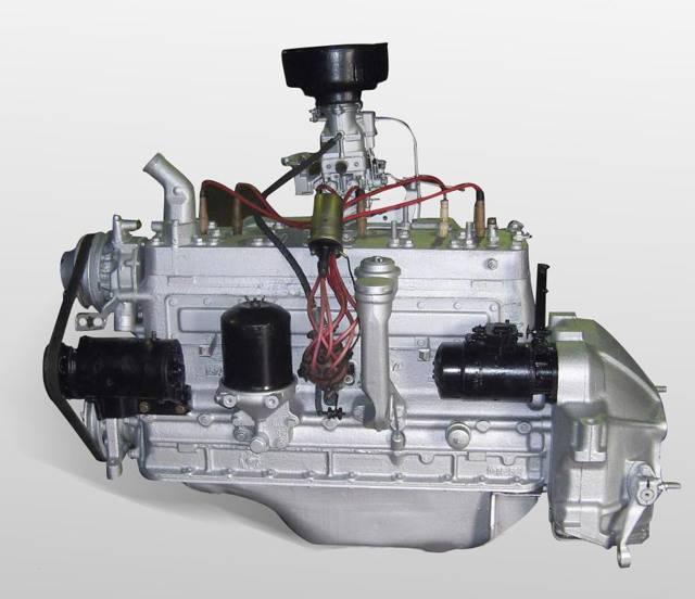 ЗиЛ-157 – дальний родственник «студера»