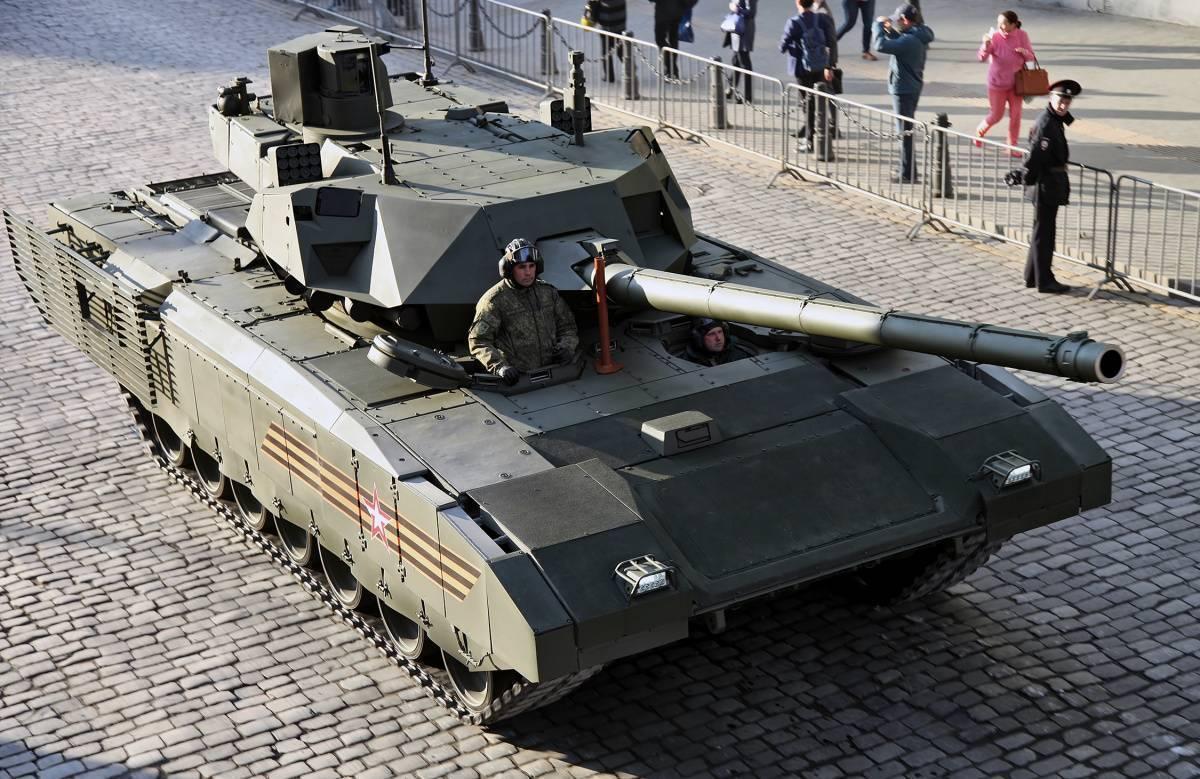 Самый быстрый танк в мире