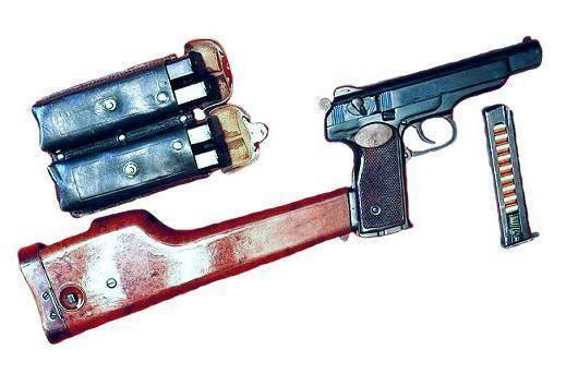 Автоматический пистолет стечкина — википедия. что такое автоматический пистолет стечкина