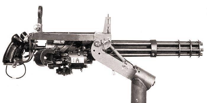 Пулемёт гатлинга 1862 - принцип работы шестиствольного пулемета | криминальные авторитеты воры в законе |