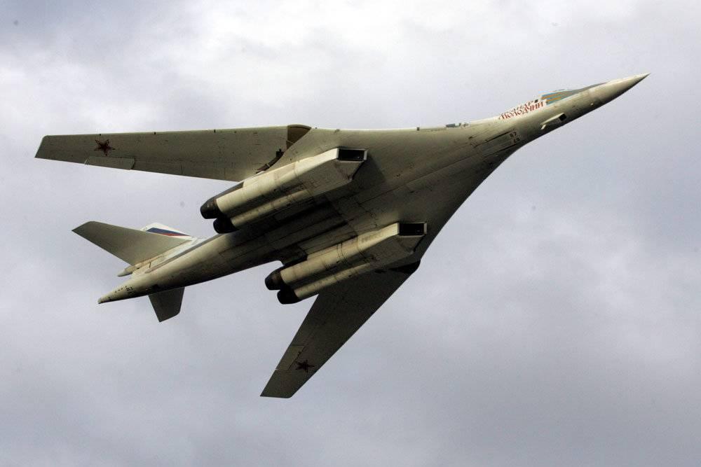 «белый лебедь»: на что способен ракетоносец ту-160   русская семерка