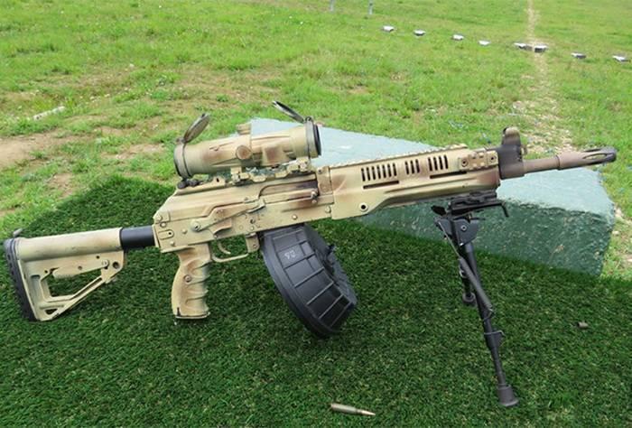 Ручной пулемет калашникова - рпк 74 и рпк 16 | криминальные авторитеты воры в законе |
