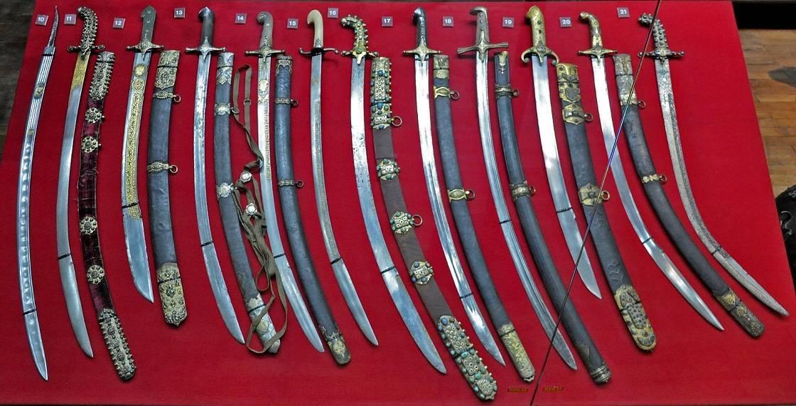 Сабля или меч. что лучше? сабля: история появления и разнообразие видов как называется сабля