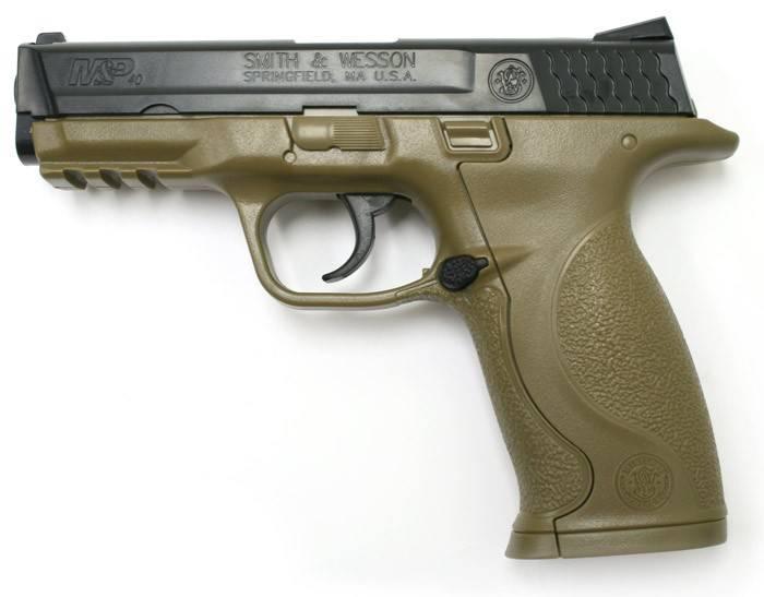 Пистолет Smith & Wesson Model 4506