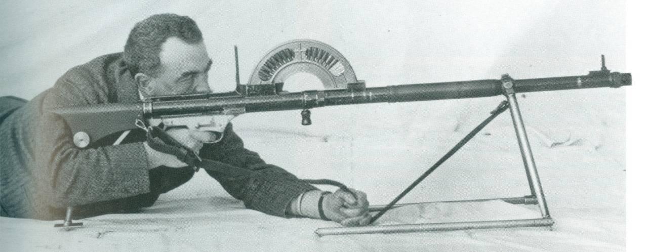 Пулемёт шоша — викивоины — энциклопедия о военной истории