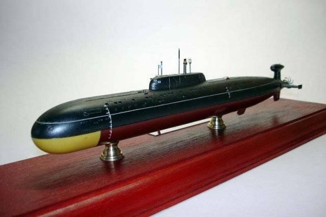 Подводные лодки проекта 945 «барракуда» — википедия с видео // wiki 2