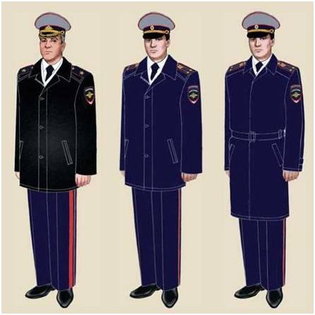 575 приказ мвд по форме одежды