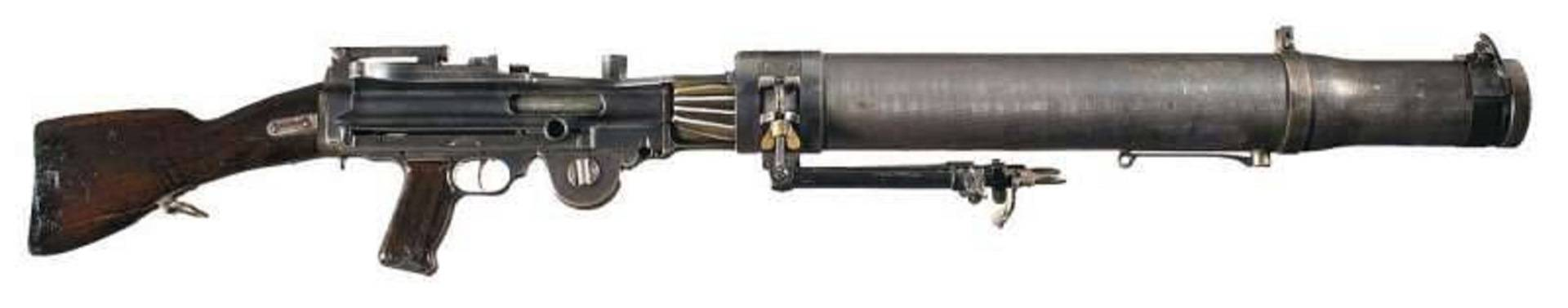 """Ручной пулемёт льюиса – """"гремучая змея"""" первой мировой."""