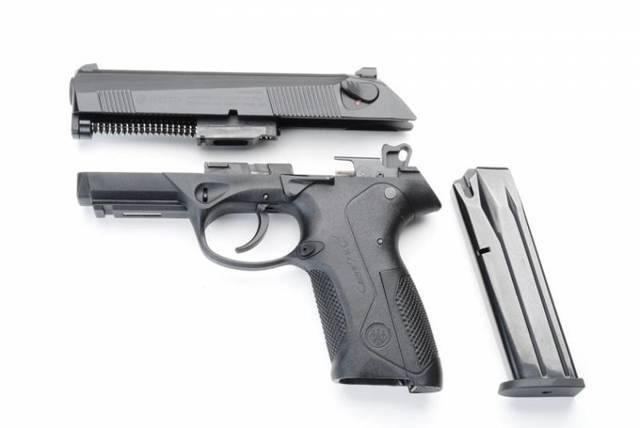 Пистолет beretta px4 storm compact