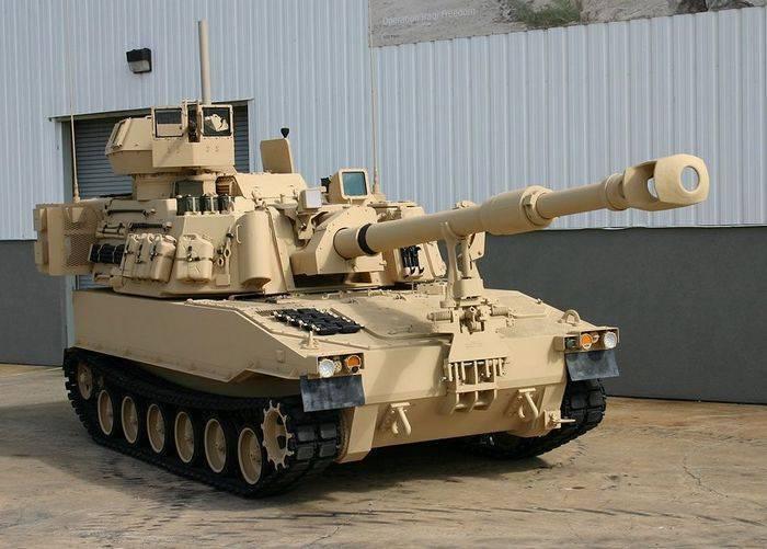 M109 (сау) — википедия