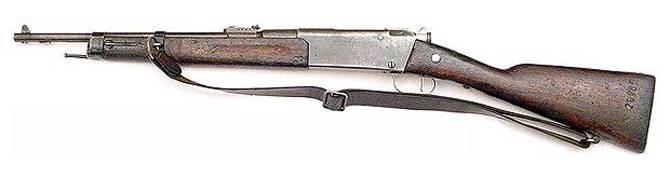 Карабин Lebel Model 1886 R35