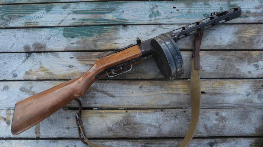 Убойная сила ппш. пистолет-пулемет системы шпагина: барабанная дробь красной армии