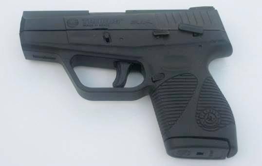 Пистолет Taurus Spectrum