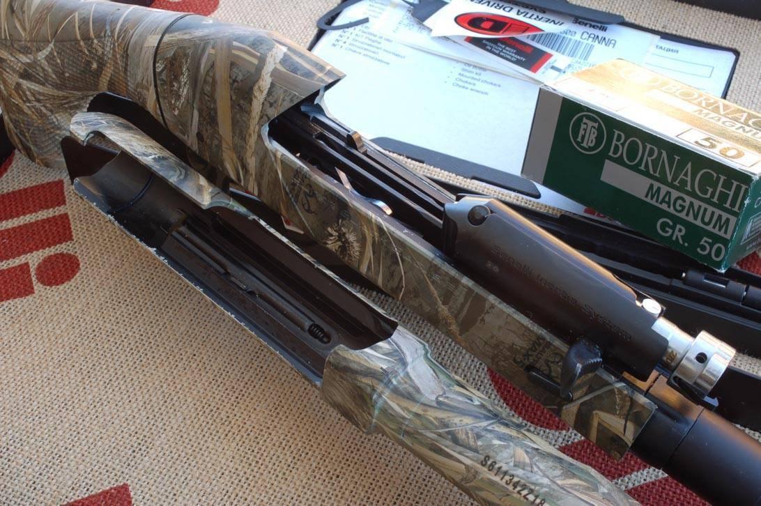 Гладкоствольное ружье Benelli Super Black Eagle II