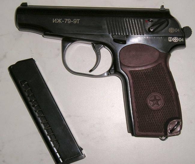 Травматический пистолет иж-79-9т «макарыч»: обзор всех плюсов и минусов оружия
