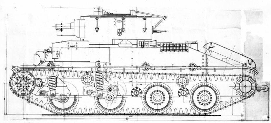 Т-28 — советский средний танк