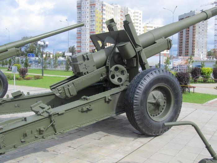 Бог войны – советская 152-мм гаубица-пушка МЛ-20 1937 года