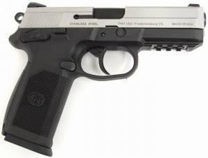 Fn fnp-9 / 9m / 40 пистолет — характеристики, фото, ттх