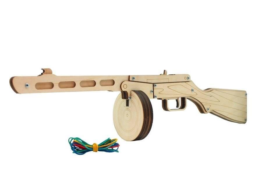 Пистолет-пулемет Шпагина ППШ-41