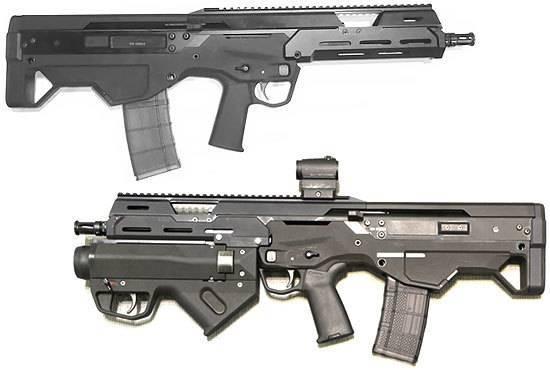 Штурмовая винтовка vektor cr-21