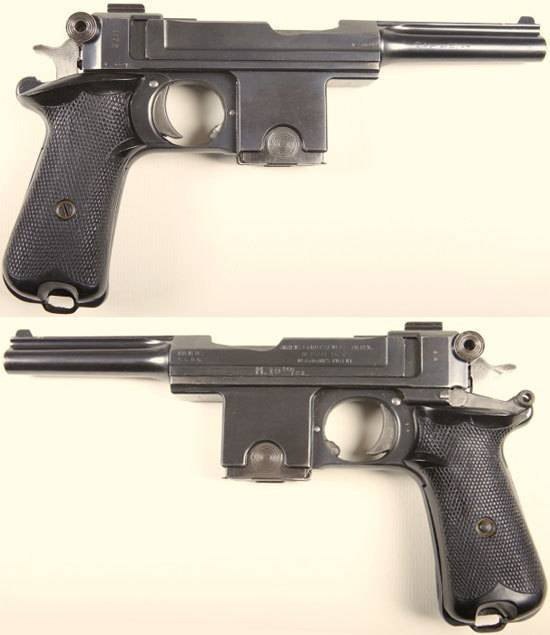 Пистолет Zastava M88