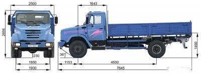 Урал-5557